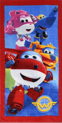 Super Wings håndkle