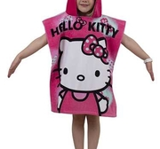 Hello Kitty poncho