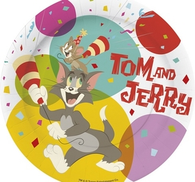 Tom & Jerry tallerker