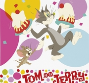 Tom & Jerry servietter