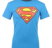 Superman t-skjorte