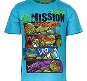 Ninja Turtles t-skjorte